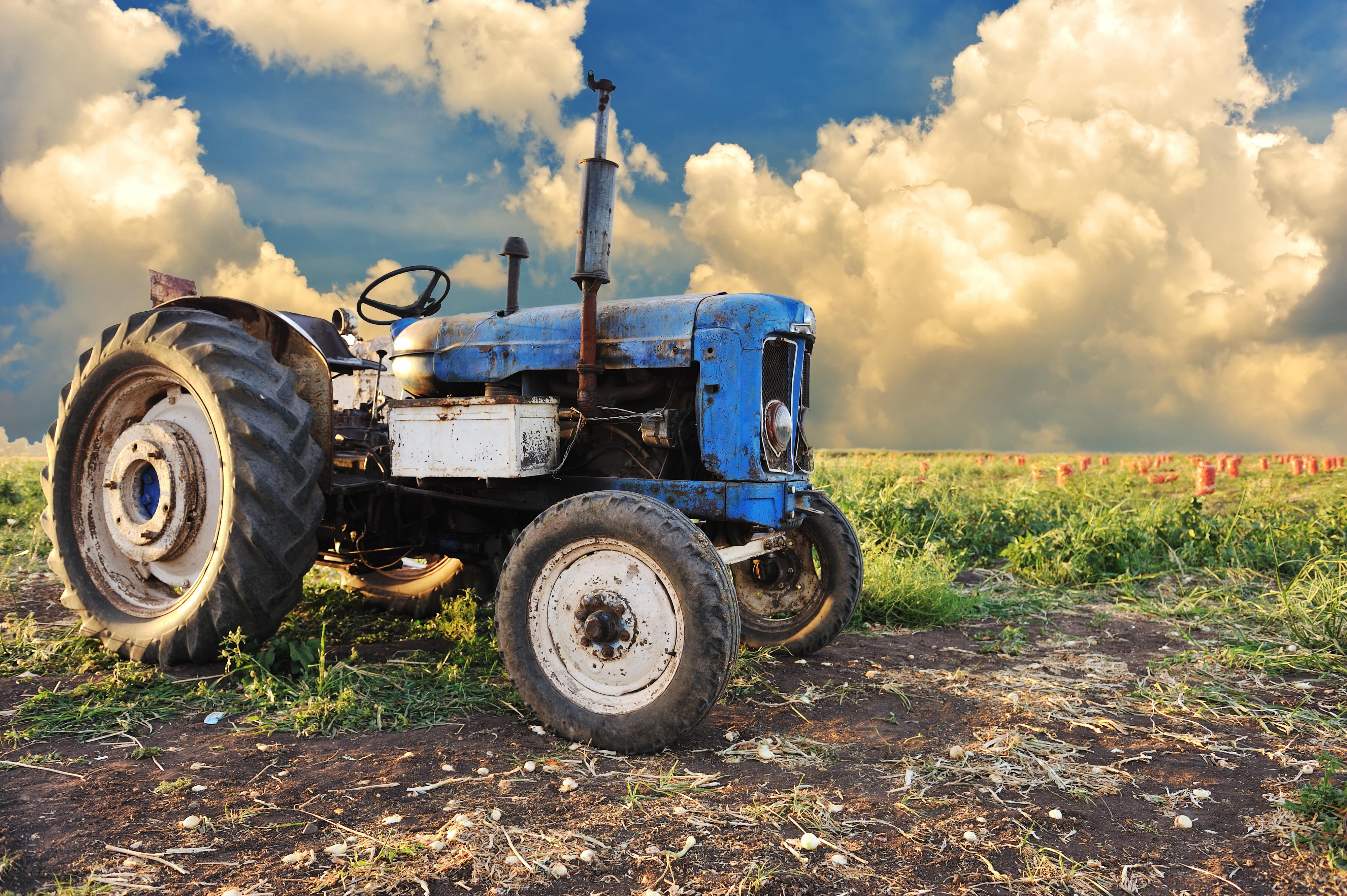 Przegląd techniczny traktora